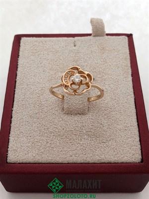 Кольцо из золота 2,31 гр.
