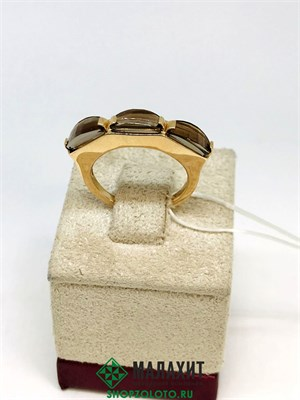 Кольцо из золота 4,22 гр., 16 размер