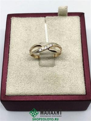 Кольцо из золота 1,86 гр., 17,5 размер