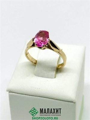 Кольцо из золота 2,72 гр., 16,5 размер