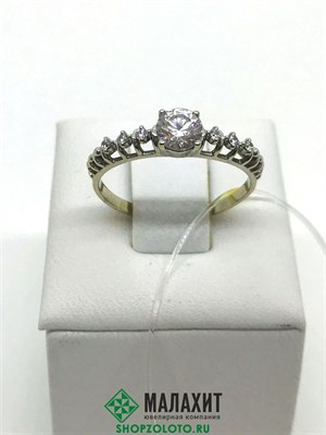 Кольцо из золота 1,78 гр., 17,5 размер