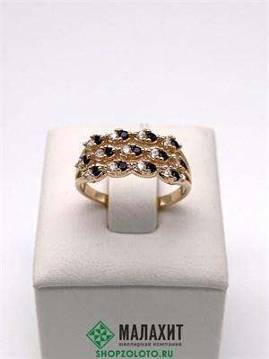 Кольцо из золота 2,4 гр., 16,5 размер