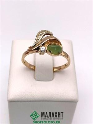 Кольцо из золота 3,19 гр., 18,5 размер