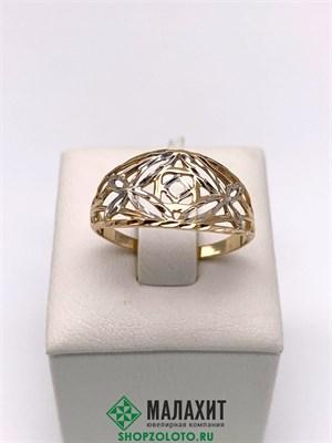 Кольцо из золота 1,79 гр., 18,5 размер