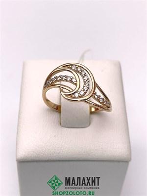 Кольцо из золота 1,65 гр., 16,5 размер