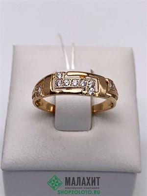 Кольцо из золота 1,51 гр., 16,5 размер