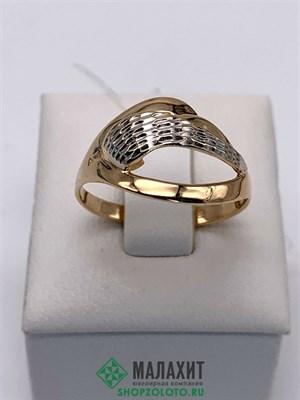 Кольцо из золота 2,52 гр., 18,5 размер