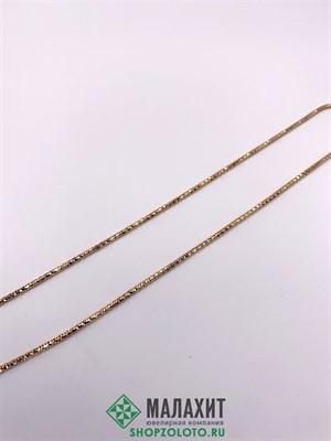 Цепь из золота 9,45 гр., 40 размер