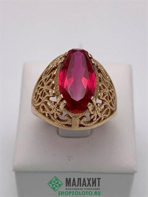 Кольцо из золота 6,05 гр., 19 размер
