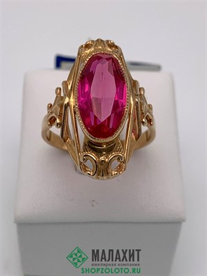 Кольцо из золота 5,36 гр., 18 размер