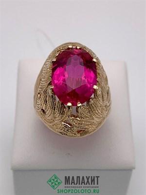 Кольцо из золота 8,86 гр., 17 размер
