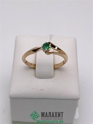 Кольцо из золота 1,85 гр., 17,5 размер