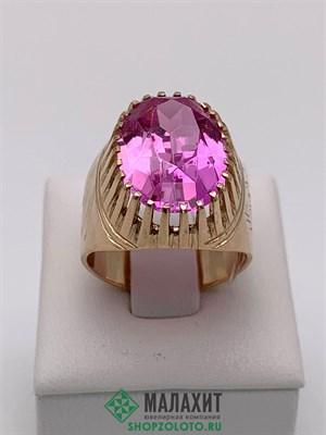 Кольцо из золота 10,14 гр., 18 размер