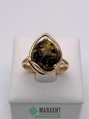 Кольцо из золота 3,19 гр., 17 размер