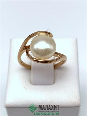 Кольцо из золота 2,95 гр., 17 размер