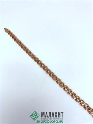 Браслет из золота 10,79 гр., 19 размер
