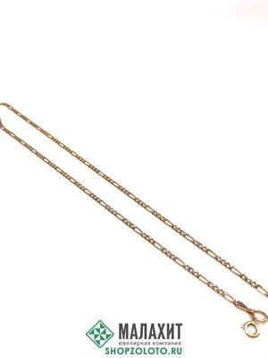 Цепь из золота 4,46 гр., 50 размер
