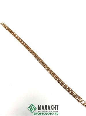 Браслет из золота 13,78 гр., 20 размер