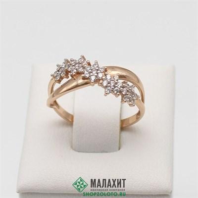 Кольцо из золота 1,93 гр., 17,5 размер
