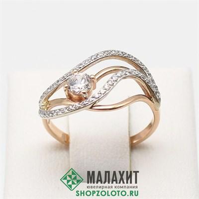 Кольцо из золота 2,07 гр., 16 размер