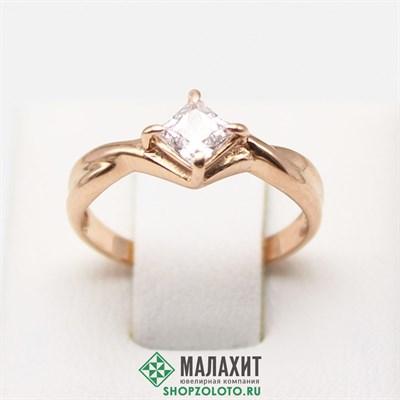 Кольцо из золота 2,11 гр., 16 размер