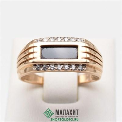 Кольцо из золота 4,79 гр., 21 размер