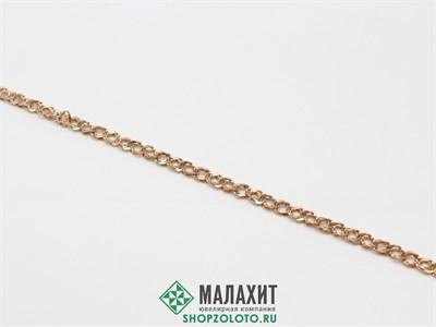 Браслет из золота 2,38 гр., 19 размер