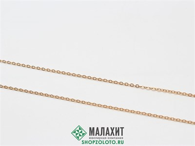 Цепь из золота 2,4 гр., 60 размер