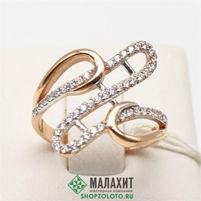 Кольцо из золота 2,79 гр., 17 размер
