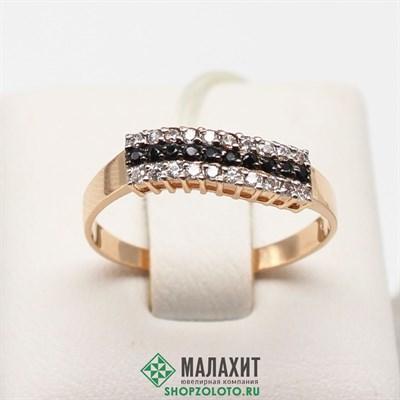 Кольцо из золота 1,81 гр., 18 размер