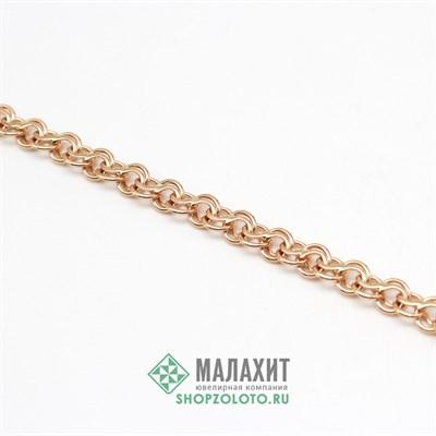 Браслет из золота 10,83 гр., 21 размер