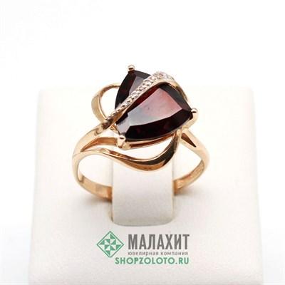 Кольцо из золота 2,7 гр., 16 размер