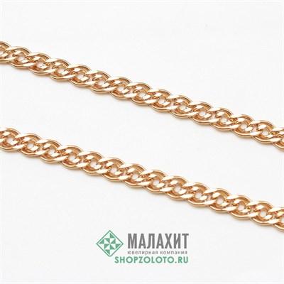 Цепь из золота 9,96 гр., 45 размер