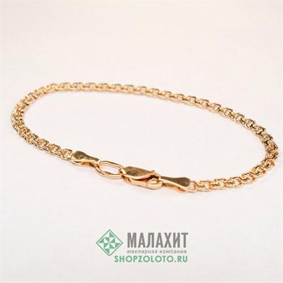 Браслет из золота 3,12 гр., 16 размер
