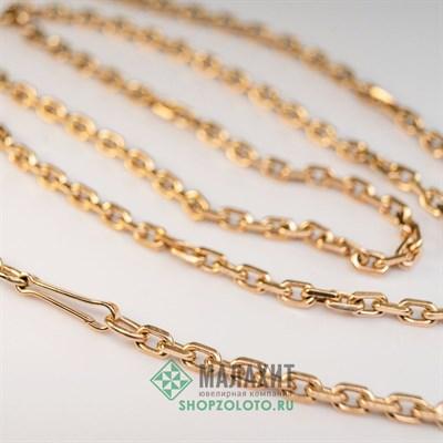 Цепь из золота 19,73 гр., 60 размер