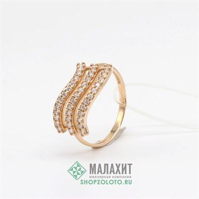 Кольцо из золота 1,67 гр., 16 размер