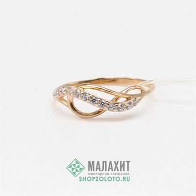 Кольцо из золота 0,77 гр., 15,5 размер