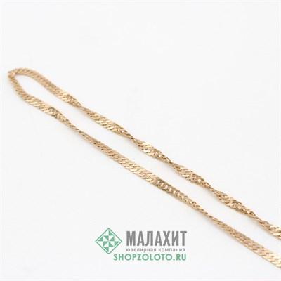 Браслет из золота 1,6 гр., 20 размер