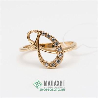 Кольцо из золота 2,1 гр., 17 размер