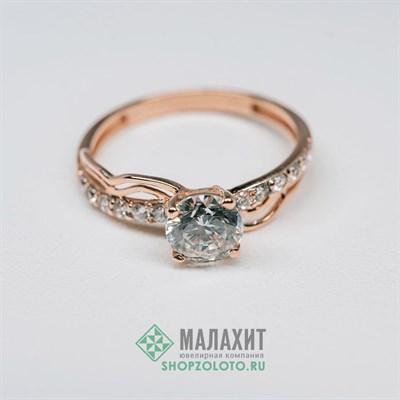 Кольцо из золота 1,49 гр., 16 размер