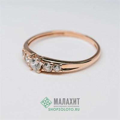 Кольцо из золота 1,57 гр., 18,5 размер