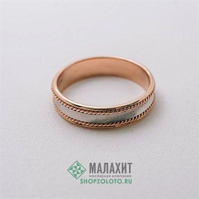 Кольцо из золота 3,47 гр., 19 размер
