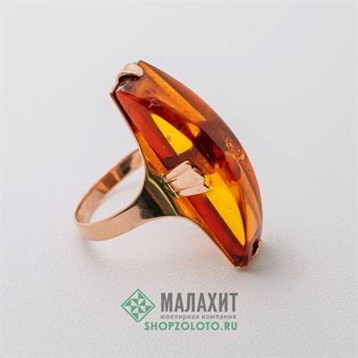 Кольцо из золота 4,37 гр., 17,5 размер