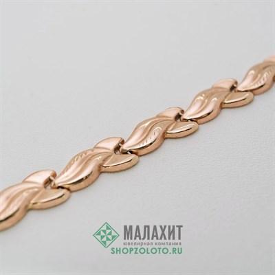 Браслет из золота 6,38 гр., 19 размер