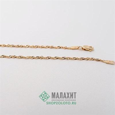 Браслет из золота 1,21 гр., 20 размер