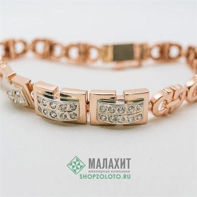Браслет из золота 15,16 гр., 18 размер