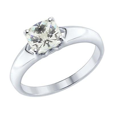 Кольцо из серебра