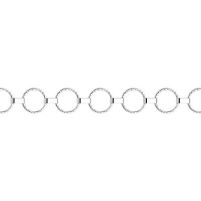 Браслет из серебра SOKOLOV с алмазной гранью