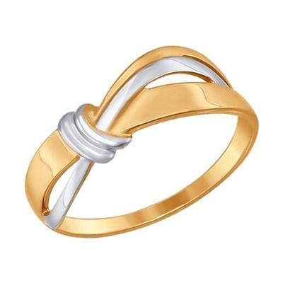 Кольцо из золота SOKOLOV