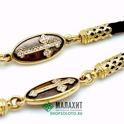 Шнур из золота 24,72 гр., 70 размер